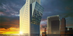 Harbour Office Tower 0-11, Dubai