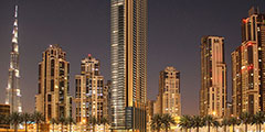 Residence at Business Bay, Dubai